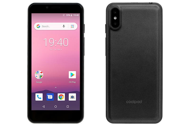 Coolpad N3 mini