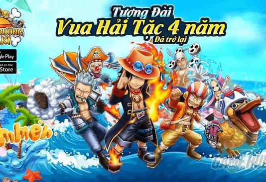 game 5, huyền thoại vua hải tặc trở lại