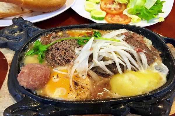Bò Né Hi-ushi Quán Ngon Quận 1