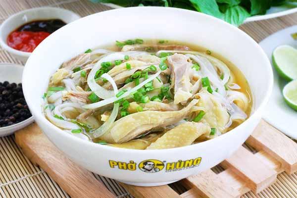 Quán ăn Ngon Quận 1 - Phở ông Hùng