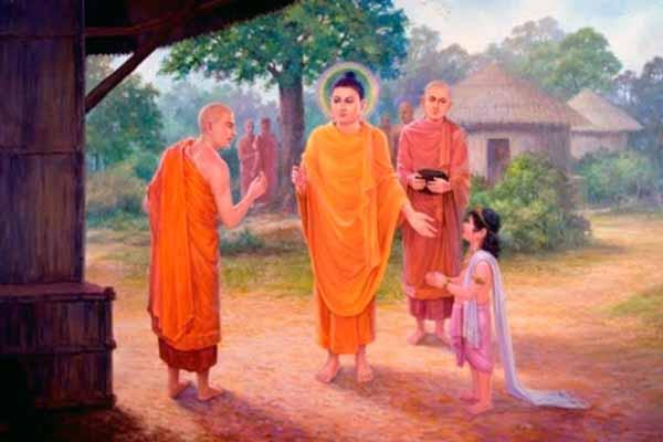 Dạy Con Theo Quan điểm Phật Giáo